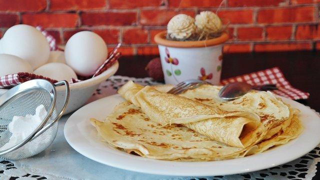 Млинці – традиційна страва на масляну - фото 308637