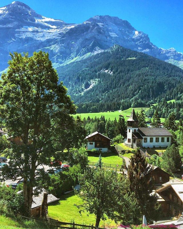 Ефектні фото Швейцарії від Еріки Малоне, які надихають на мандри - фото 308763