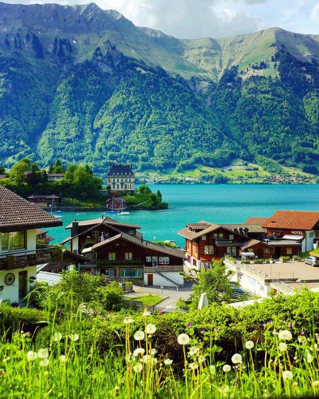 Ефектні фото Швейцарії від Еріки Малоне, які надихають на мандри - фото 308771