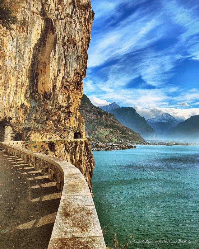Ефектні фото Швейцарії від Еріки Малоне, які надихають на мандри - фото 308775