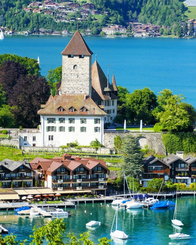 Ефектні фото Швейцарії від Еріки Малоне, які надихають на мандри - фото 308776