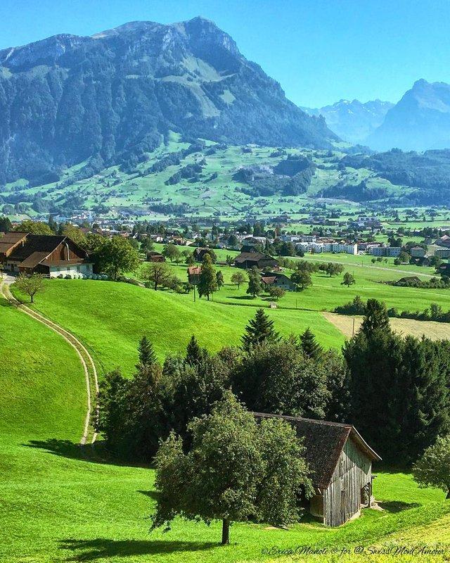 Ефектні фото Швейцарії від Еріки Малоне, які надихають на мандри - фото 308777