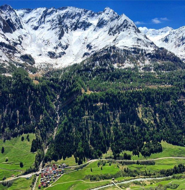 Ефектні фото Швейцарії від Еріки Малоне, які надихають на мандри - фото 308781