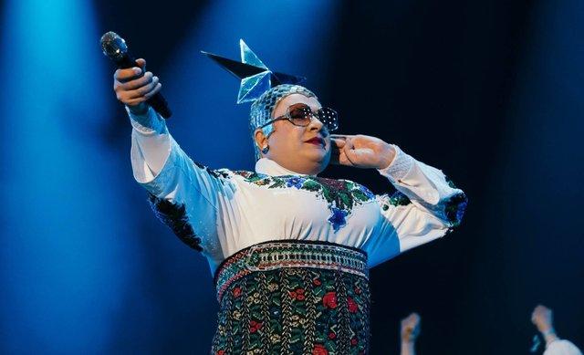 Вєрка Сердючка виступить на Євробаченні 2019 - фото 308845