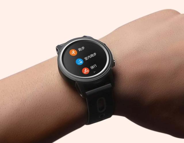 Xiaomi представила смарт-годинник з GPS і круглим AMOLED-екраном - фото 308920