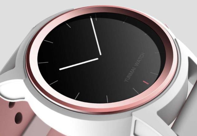 Xiaomi представила смарт-годинник з GPS і круглим AMOLED-екраном - фото 308921