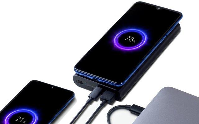 Xiaomi представила бездротові зарядки для подорожей, дому й автомобіля - фото 308949