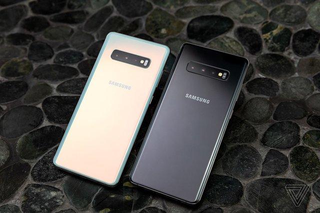 Samsung Galaxy S10 отримали потрійні модулі основної камери - фото 308968