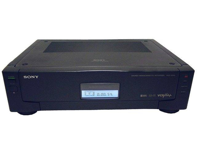Sony SVO-2000 - фото 309345