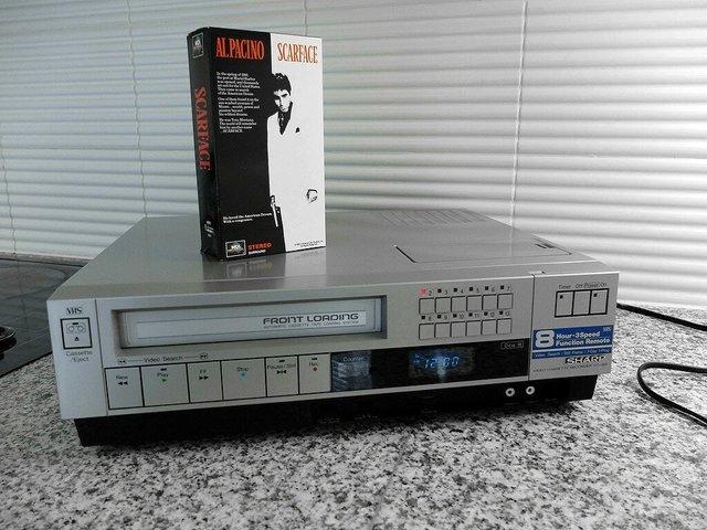 Sharp VC-381 - фото 309350