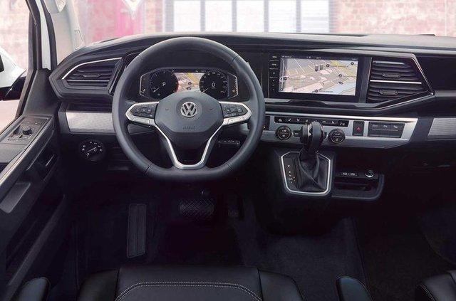 Німці показали новий Volkswagen Multivan, і він тепер на електриці - фото 309399