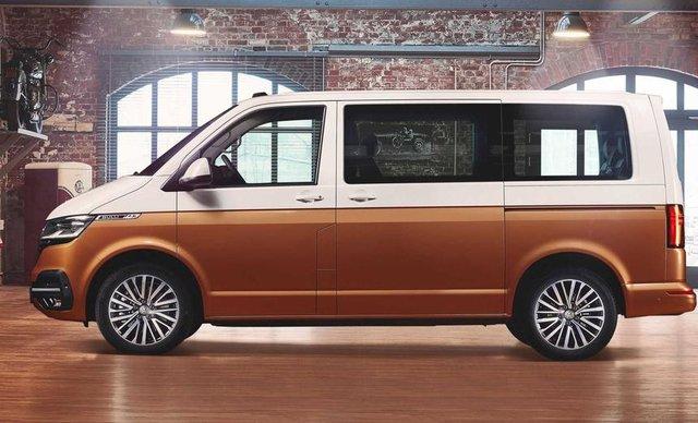 Німці показали новий Volkswagen Multivan, і він тепер на електриці - фото 309400