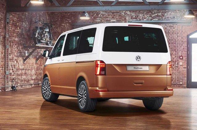 Німці показали новий Volkswagen Multivan, і він тепер на електриці - фото 309401