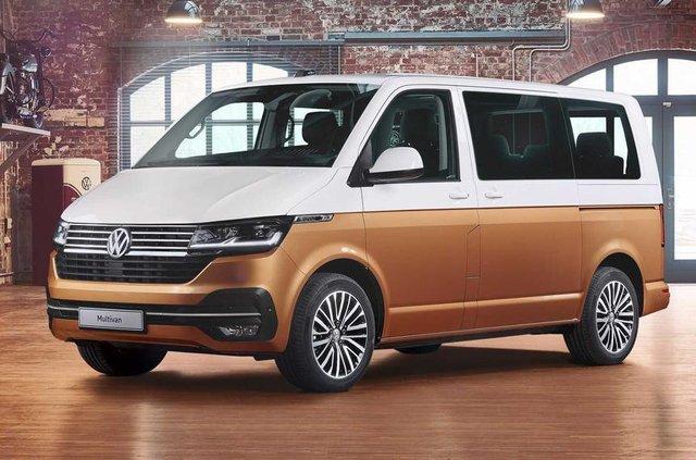Німці показали новий Volkswagen Multivan, і він тепер на електриці - фото 309402