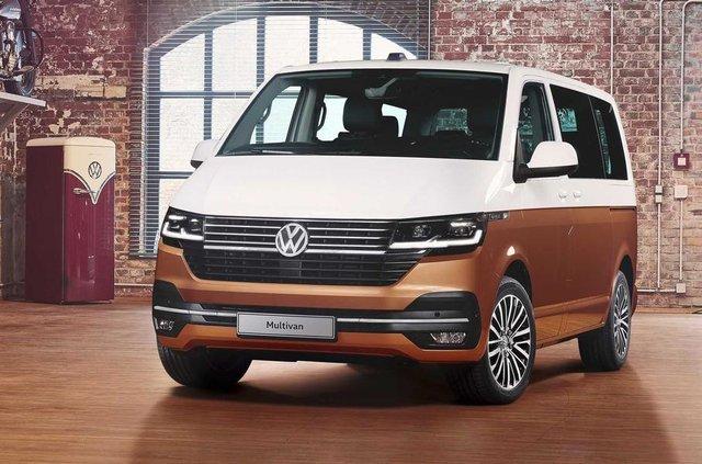 Німці показали новий Volkswagen Multivan, і він тепер на електриці - фото 309403