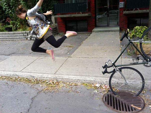 Кумедні знімки людей за секунду до фейлу - фото 309429