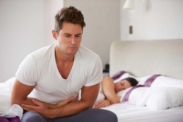 Ви не повірите, але чоловіки теж страждають від болю - фото 309451