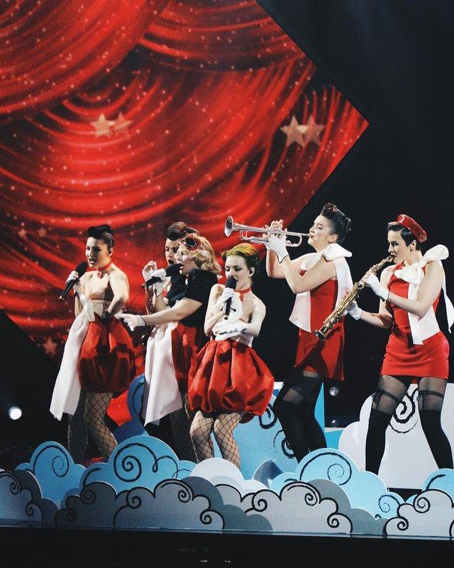 Дівчата з Freedom Jazz побили рекорд Нацвідбору на Євробачення - фото 309527