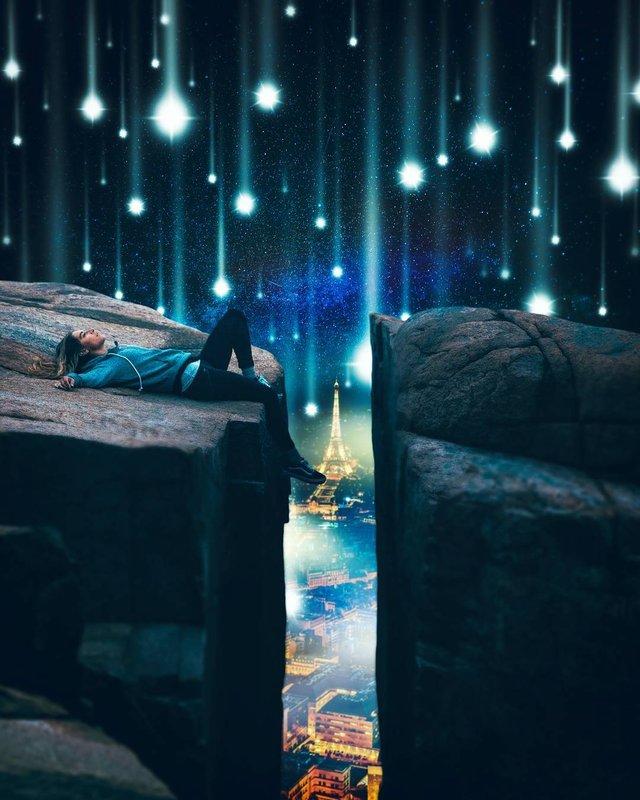 Турецький фотограф перетворює будні у фантастику: яскраві фото - фото 309579