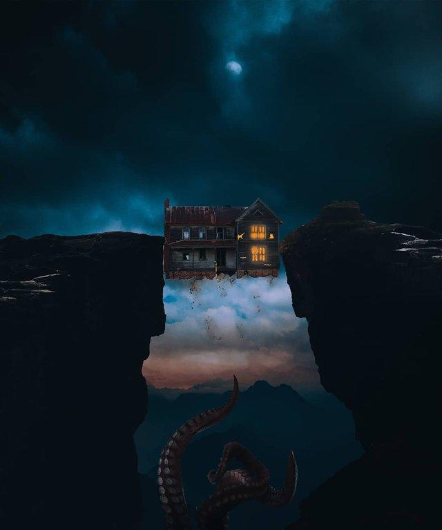 Турецький фотограф перетворює будні у фантастику: яскраві фото - фото 309592