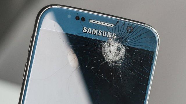 Пам'ятайте, що гарантія не розповсюджується на розбиті екрани - фото 309721