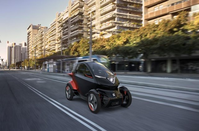 Seat представив футуристичний електричний квадроцикл - фото 309858