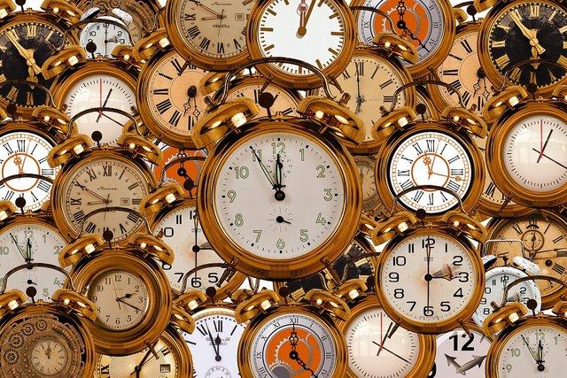 Перевід годинника - давня традиція - фото 309871