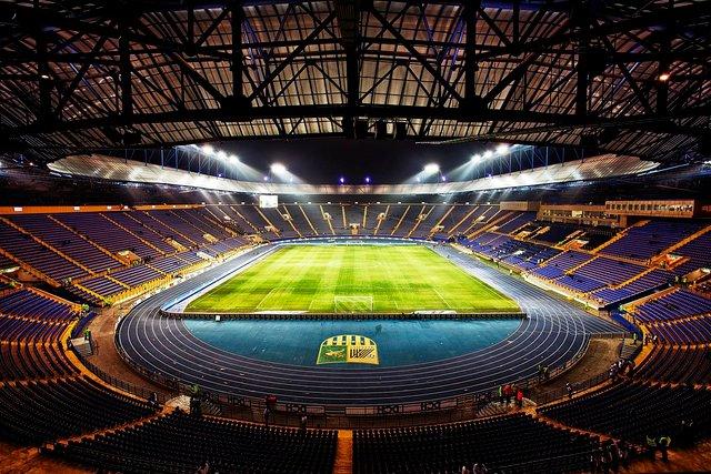 Стадіон Металіст у Харкові   - фото 309872