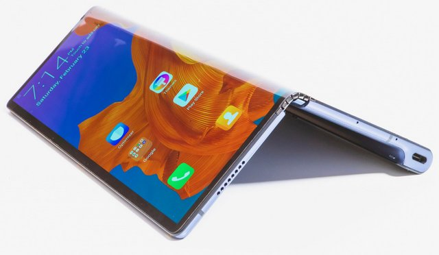 Huawei Mate X – перший гнучкий 5G-смартфон, який порве Galaxy Fold - фото 309875