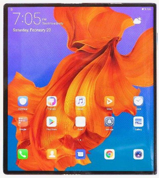 Huawei Mate X – перший гнучкий 5G-смартфон, який порве Galaxy Fold - фото 309877