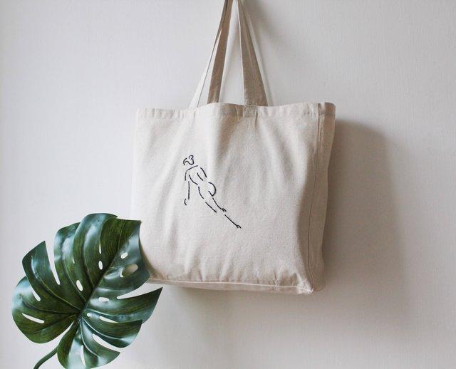 Еко-сумки небезпечні, якщо їх нечасто прати - фото 309962