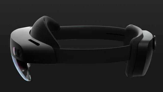 Гарнітура змішаної реальності HoloLens 2 - фото 310084