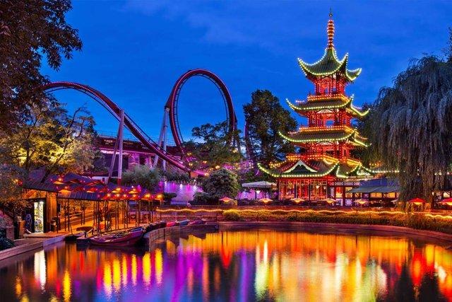 Парк розваг 'Тіволі' - фото 310413