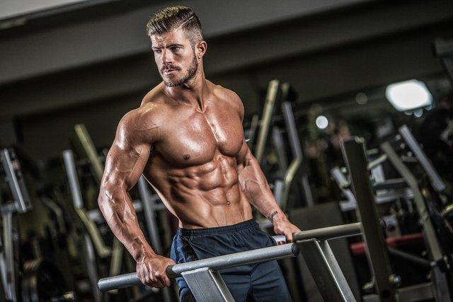 Тестостерон впливає на м'язову масу - фото 310556