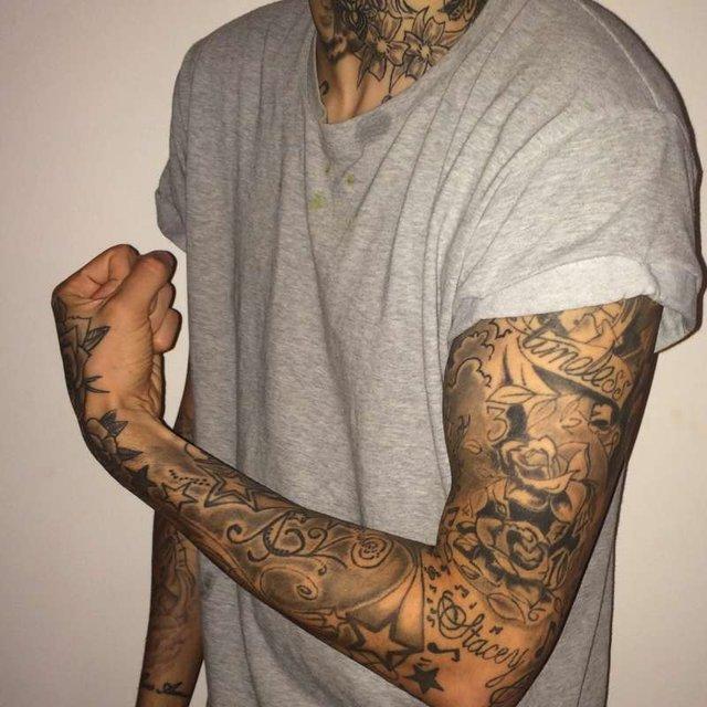 Чоловічі татуювання 2019: ТОП ідей тату для чоловіків і хлопців у фото - фото 310562