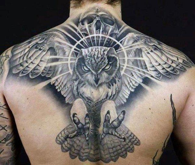 Чоловічі татуювання 2019: ТОП ідей тату для чоловіків і хлопців у фото - фото 310570