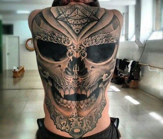 Чоловічі татуювання 2019: ТОП ідей тату для чоловіків і хлопців у фото - фото 310571