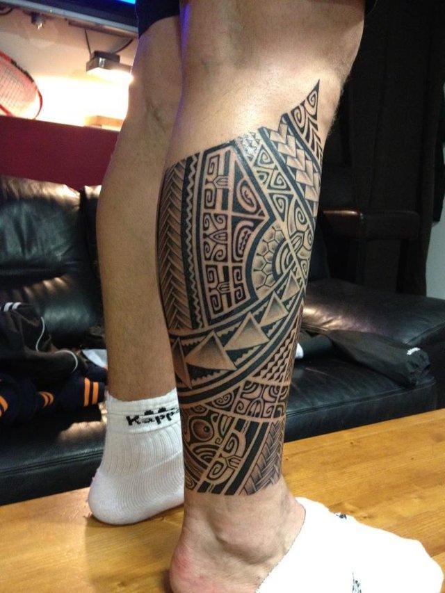 Чоловічі татуювання 2019: ТОП ідей тату для чоловіків і хлопців у фото - фото 310583