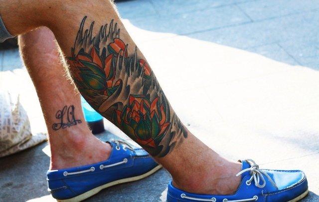 Чоловічі татуювання 2019: ТОП ідей тату для чоловіків і хлопців у фото - фото 310585