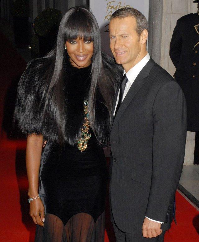 Vladimir Doronin & Naomi Campbell - фото 310811