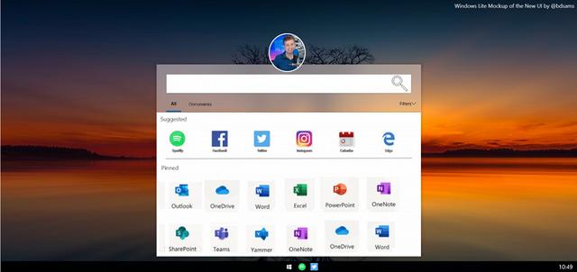 Microsoft представит новую упрощенную операционную систему - фото 310984