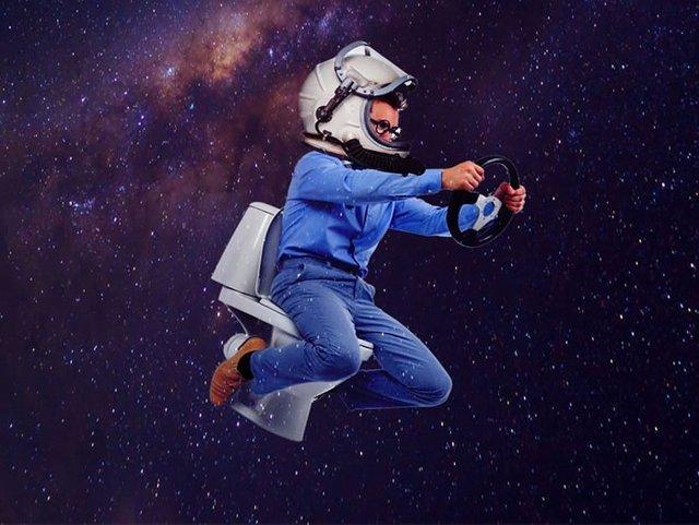 Як у космосі ходити в туалет?  - фото 311339