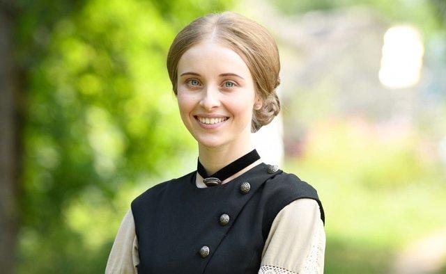 Анна Сагайдачна в ролі Наталі Дорошенко - фото 312057