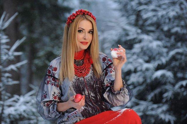 Ольга Сумська - фото 312124