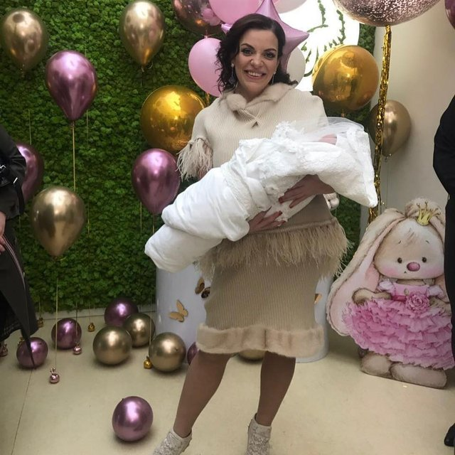 Наталя Холоденко стала мамою - фото 312803