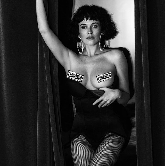 Даша Астаф'єва знялася для Playboy - фото 312811