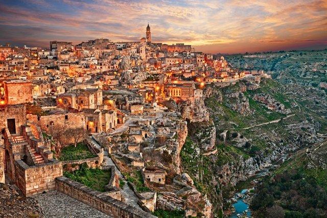 Місто Матера (Італія) - фото 312816