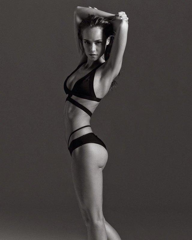 Дівчина тижня: сексуальна головна героїня українського серіалу Катерина Ковальчук (18+) - фото 312868