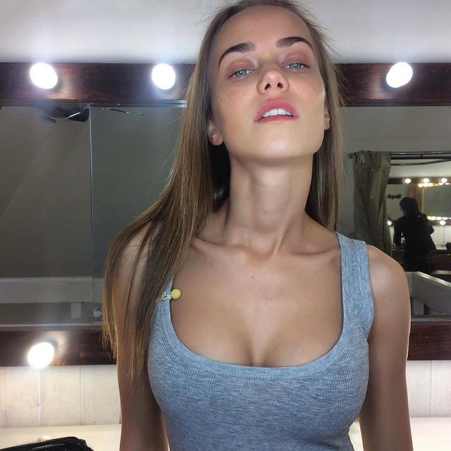 Дівчина тижня: сексуальна головна героїня українського серіалу Катерина Ковальчук (18+) - фото 312869