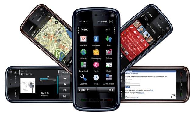 Nokia 5800 XpressMusic – справжній музичний смартфон - фото 313205